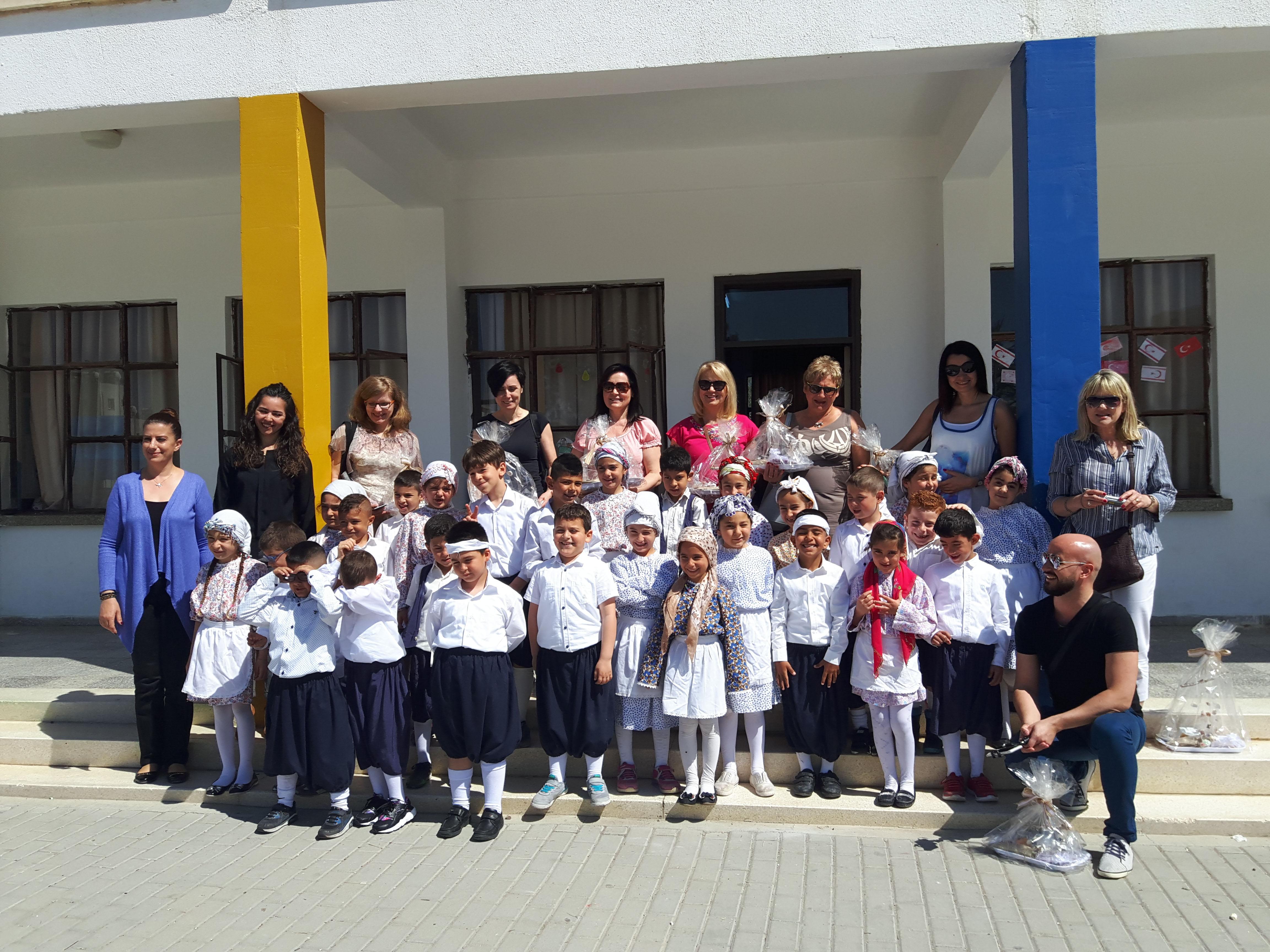 Polonya Dayanışma Sendikası Üyeleri KTÖS'ün Davetlisi Olarak Kıbrıs'a Geldi