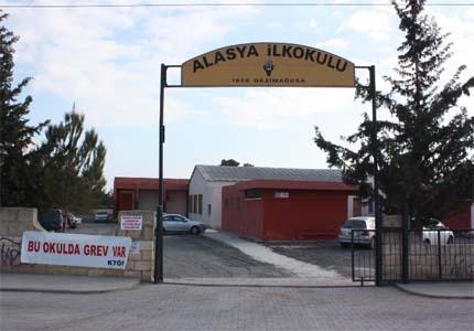 KTÖS, okul velileri ile birlikte Alasya İlkokulu'nda uyarı grevi yapacak!