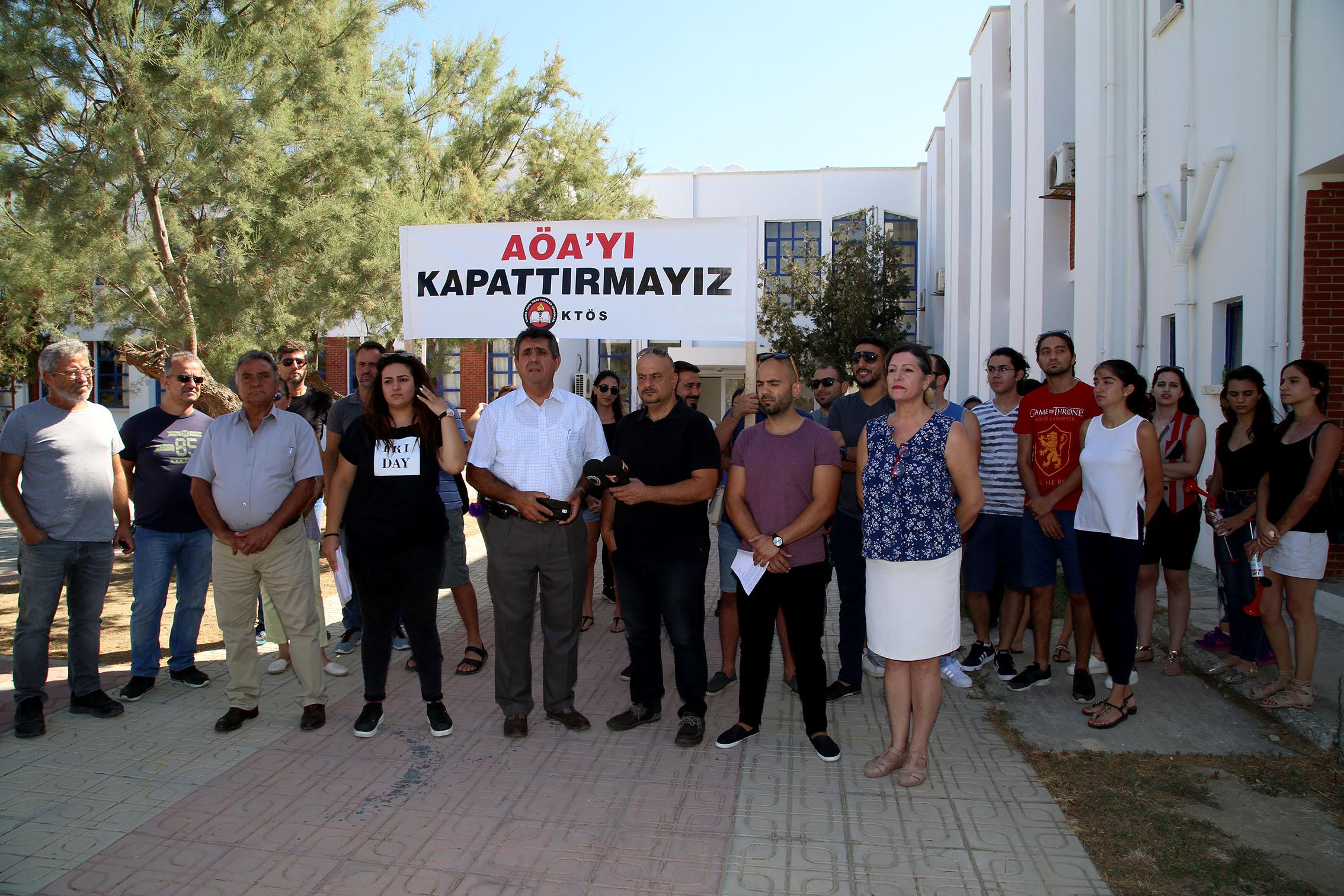 KTÖS'den Hükümete protokolü iptal edin çağrısı!