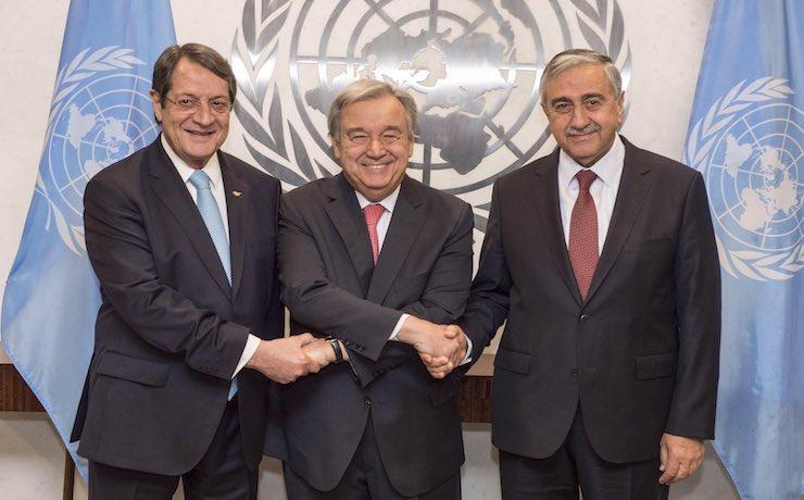 İki Toplumlu Barış İnisiyatifi Birleşik KıbrısÇözüm İçin Liderlere Çağrıda Bulundu