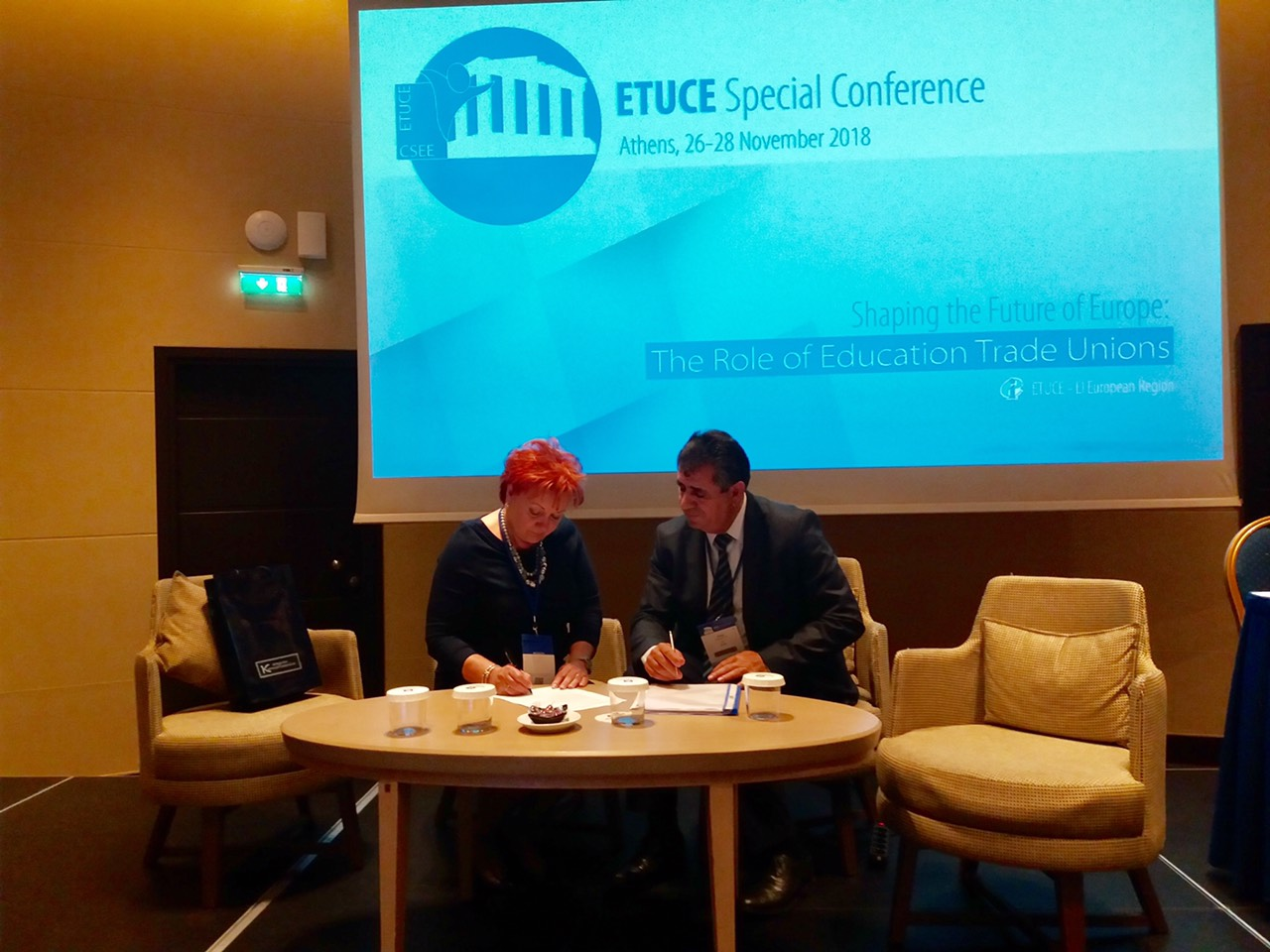 KTÖS, Avrupa Öğretmen Sendikaları ile İşbirliğini Genişletiyor