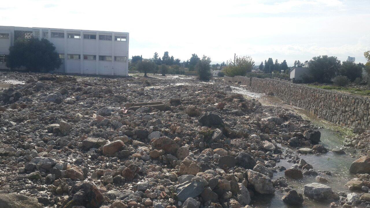 En çok zarar gören okullar yeni tamir edilenler oldu