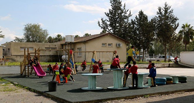 Kemal Dürüst'e açılan hakaret davasından kazanılan meblağ ile çocuk parkı yapıldı