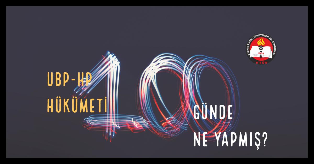 Hükümetin İlk 100 Günü Reklamlardan İbaret
