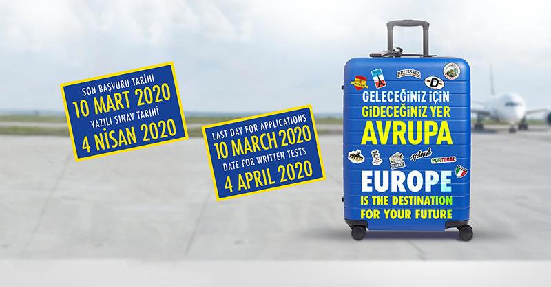 Kıbrıs Türk Toplumuna Yönelik Avrupa Birliği Burs Programı