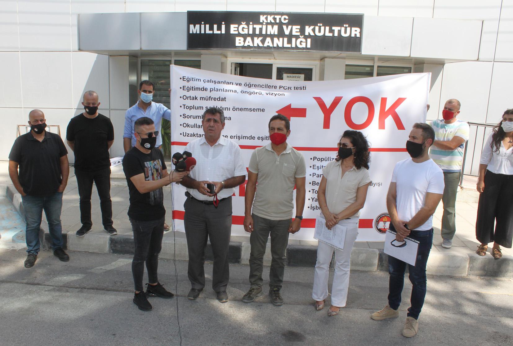 "KTÖS-KTOEÖS: ""BU MARİFET SİZİN !"