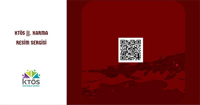 KTÖS III. Karma Resim Sergisi Bireysel ve Online Ziyarete Açıldı