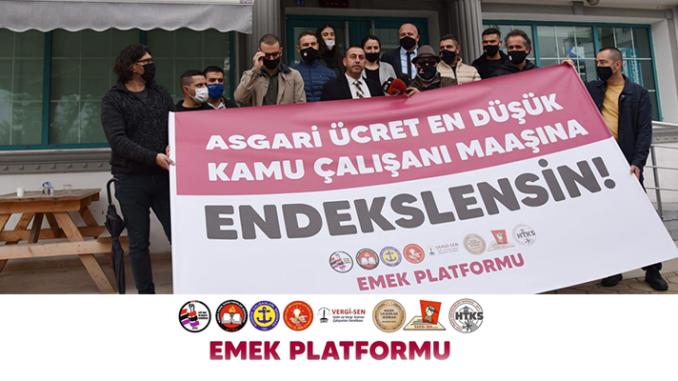Emek Platformu: Kamu ve Özel Sektör Emekçilerinin Çıkarları Ortaktır!