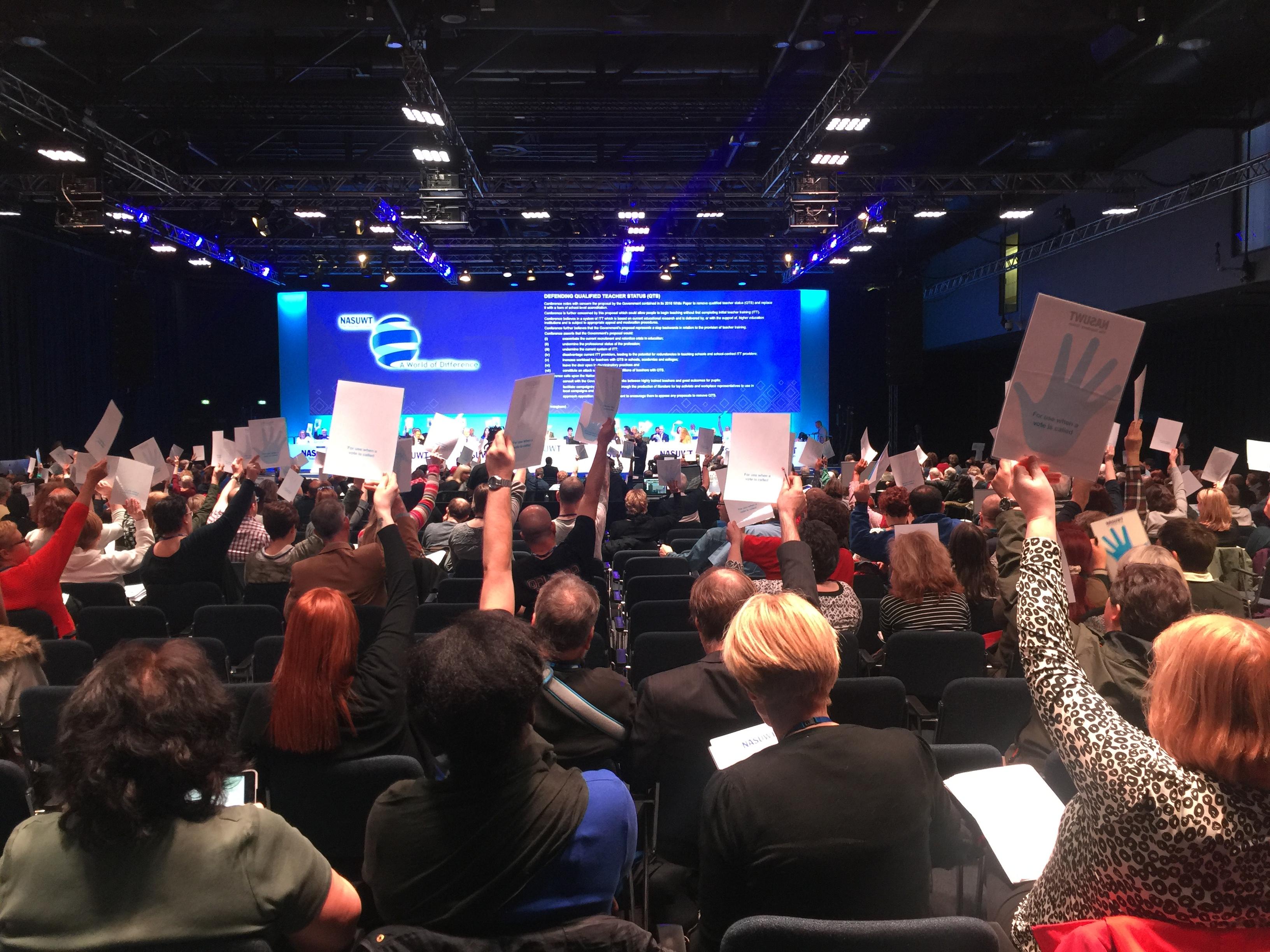 NASUWT Olağan Konferansı 2017