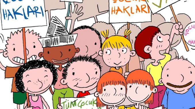 Çocuk Hakları Sözleşmesi Rehberimiz Olmalıdır