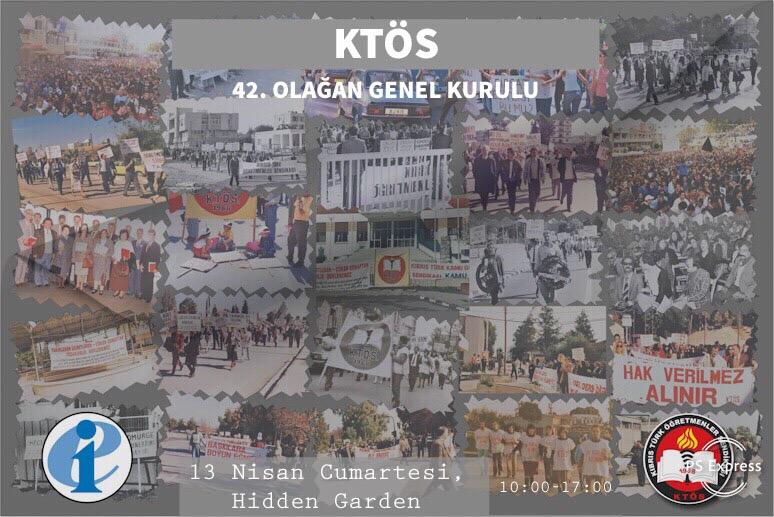 KTÖS'ün yetkili organları belirlendi.