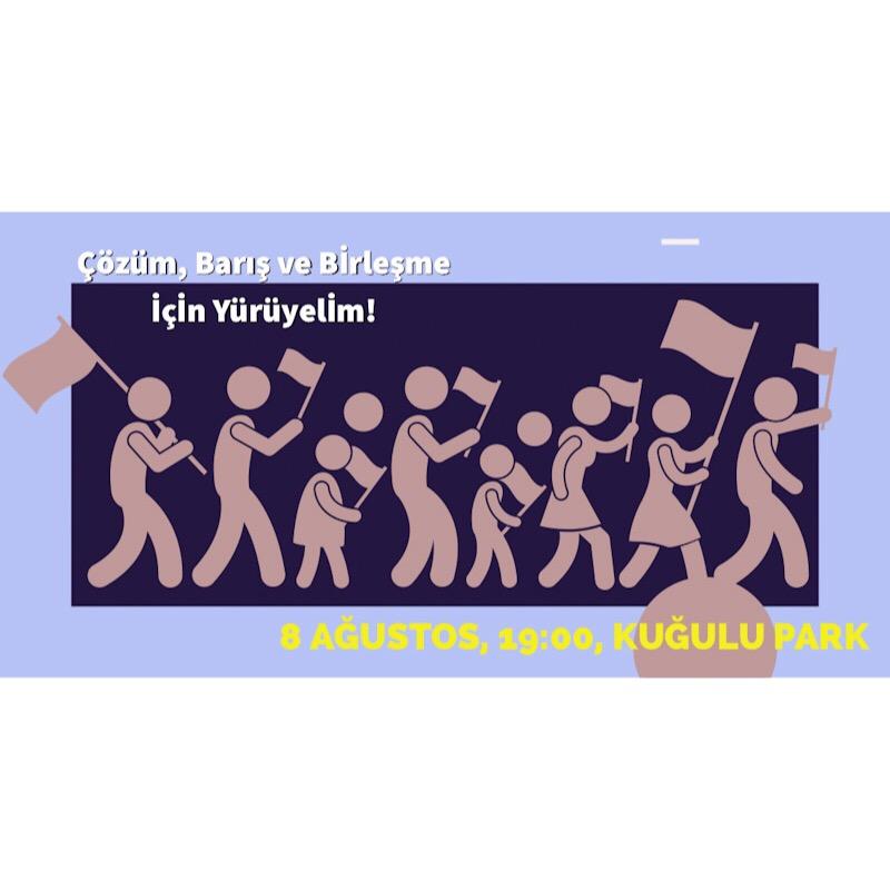 Çözüm, Birleşme ve Barış için Yürüyelim!
