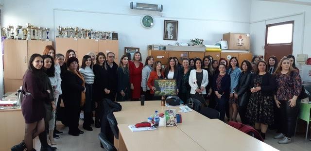 İki Toplumlu Emekçi Kadınlar Günü Ortak Etkinlikleri