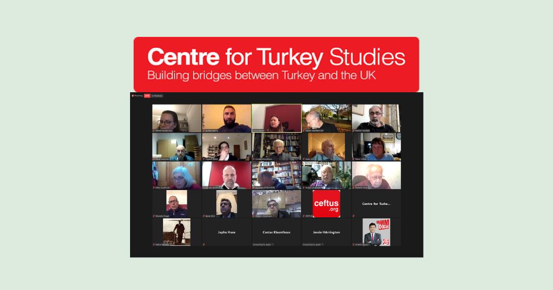Kıbrıs'ta Seçim Sonrası konulu webinar gerçekleşti