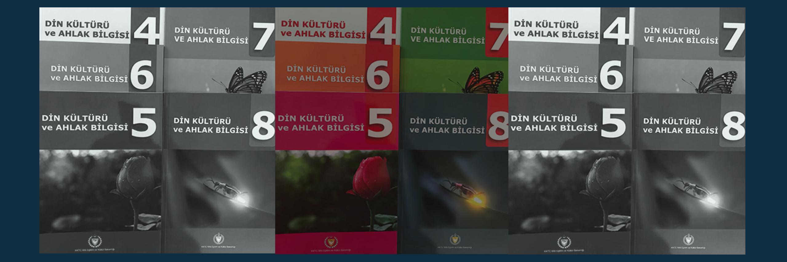 Din Kültürü ve Ahlak Bilgisi Ders Kitapları İncelemesi Raporu