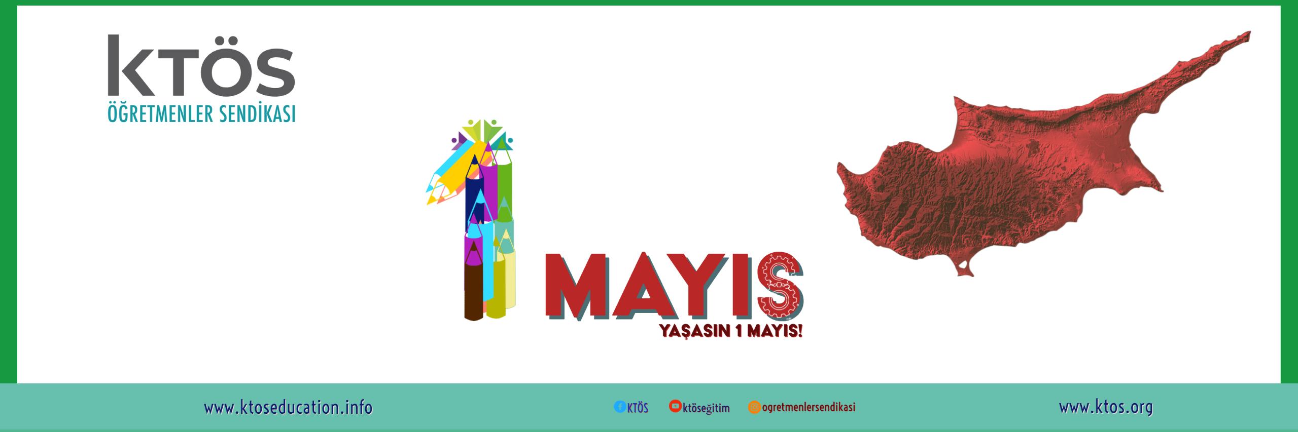 Yaşasın 1 Mayıs! Yaşasın çözüm ve barış!
