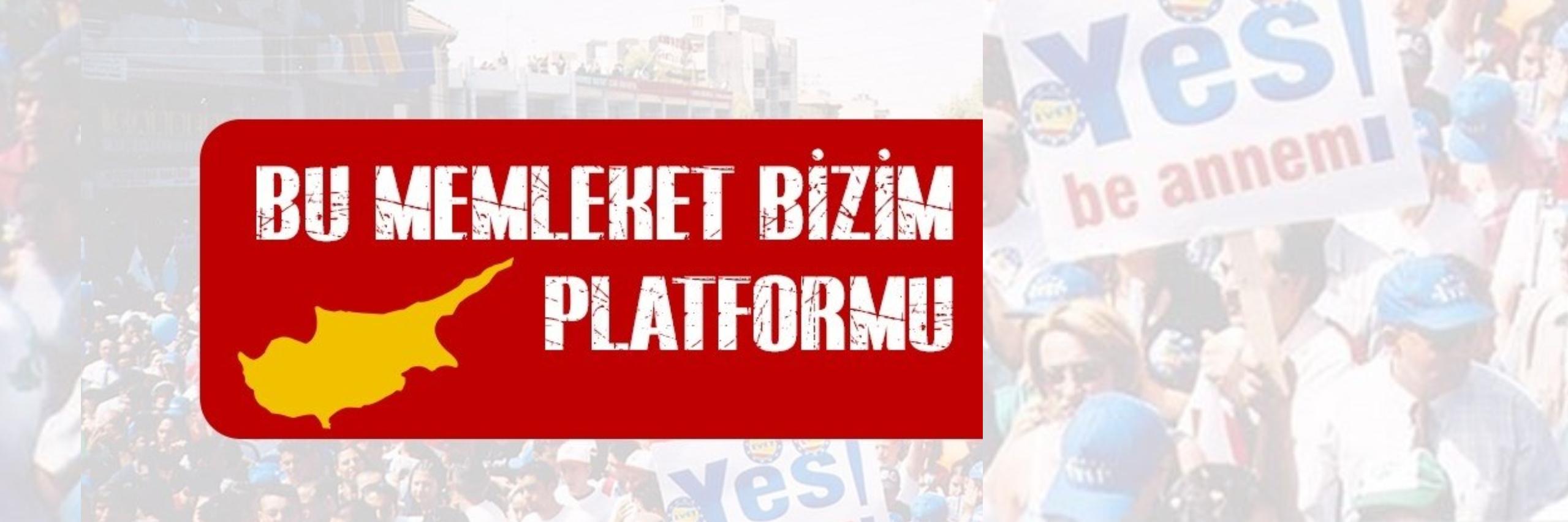 Bu Memleket Bizim Platformu, Ali Bizden ve Ahmet An'a destek belirtti